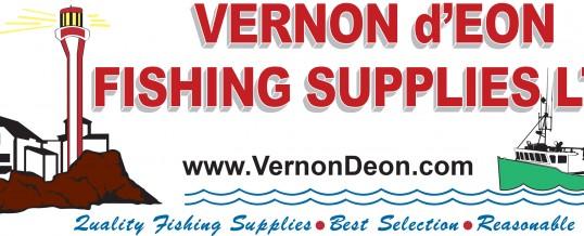 Vernon D'eon Fishing Supplies