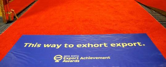 NOVA SCOTIA EXPORT ACHIEVEMENT AWARDS 2017