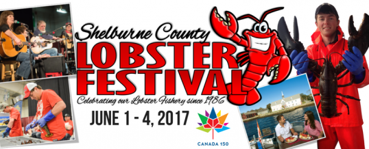 Shelburne County Lobster Festival coming up from June 1-4