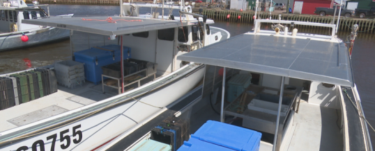 Why some lobster boats have a new look this year